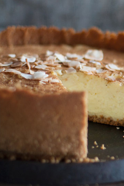 Our Most Popular Recipes Coconut Condensed Milk Tart