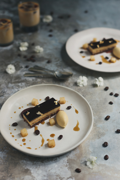 Coffee and Chocolate Delice