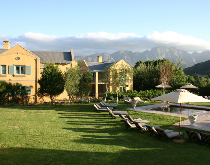 Franschhoek-country-house