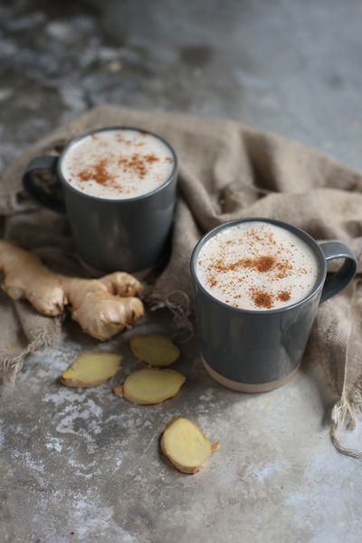 recipes with honey Rooibos Gingerbread Latte