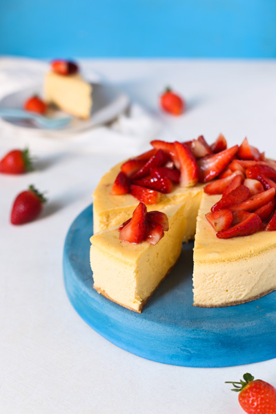 Best Cheese Recipes New York Style Cheesecake