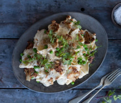 Pappardelle-with-Cauliflower-Purée-Crispy-Cauliflower-and-Peas-4x6