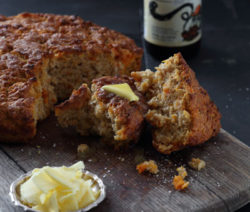 sweet potato ale bread