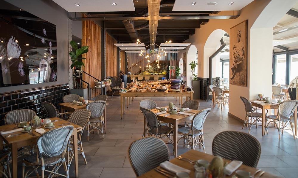Victoria & Alfred Hotel Ginja Restaurant