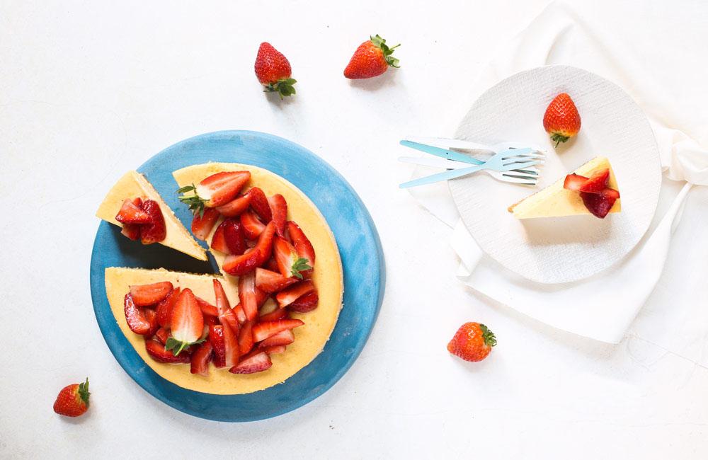Cheese Recipes New York Style Cheesecake