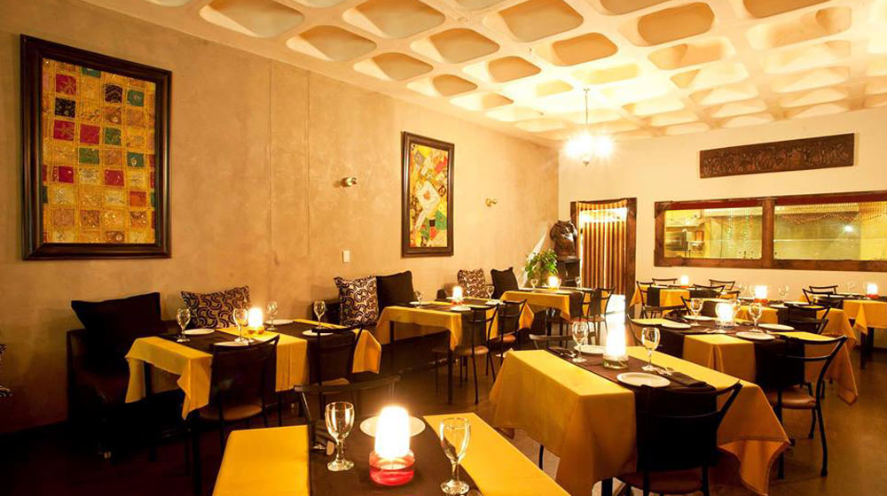 Indian restaurants in Cape Town