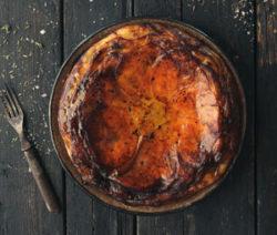 Festive Sides Brown Butter Thyme Potato Cake