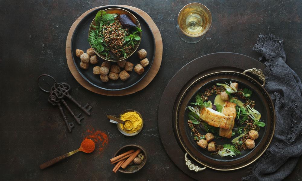 La Motte Cape Heritage Cuisine - Kingklip