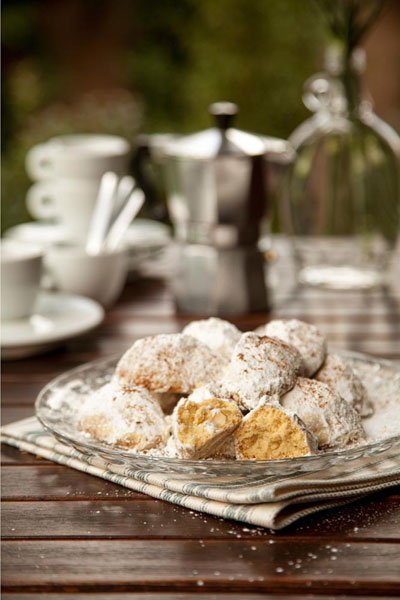biscuit recipes greek-almond-shortbread-biscuits