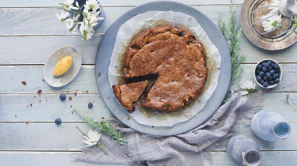 Savoury Scone - La Motte Cape Heritage Cuisine