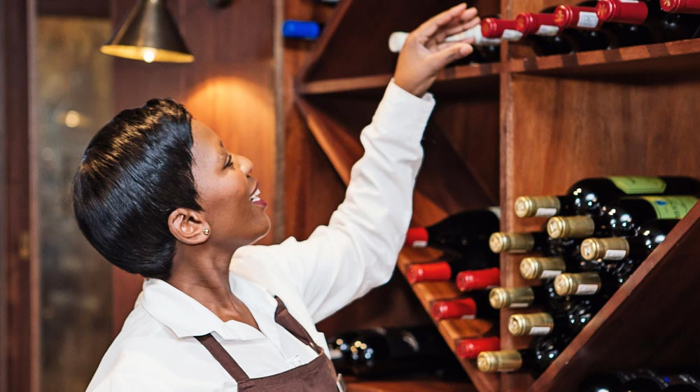 Table Bay winelist Awards