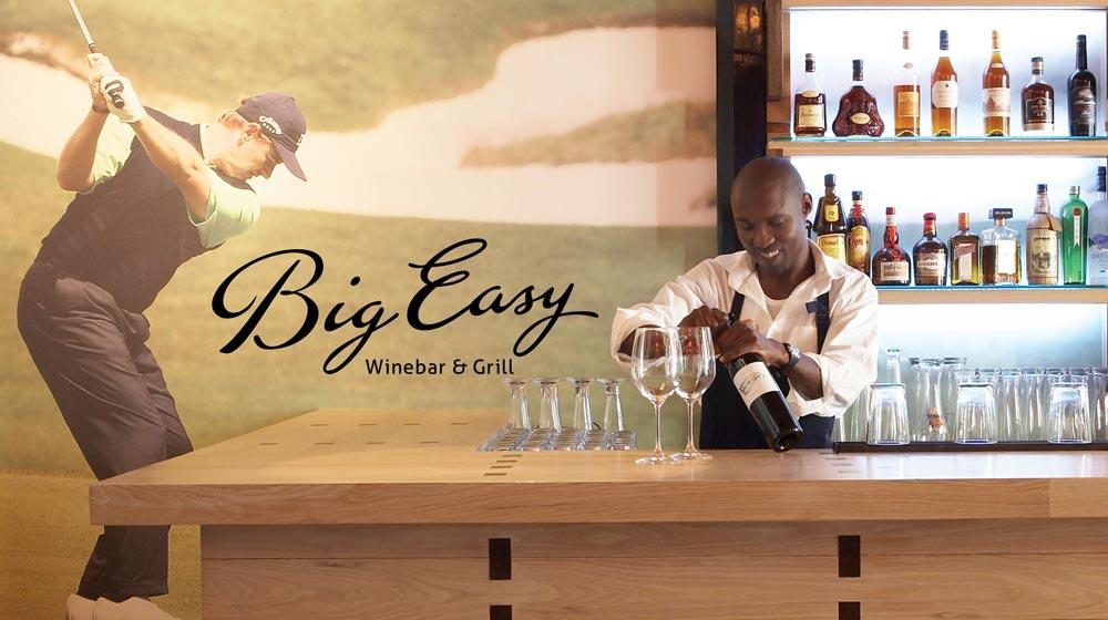 restaurants in Stellenbosch the big easy