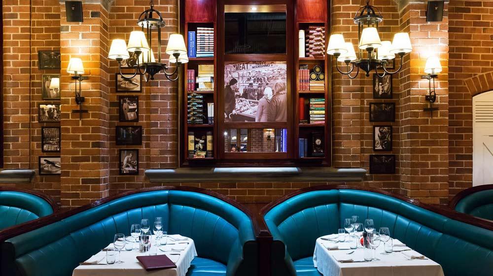 restaurants in Stellenbosch The Hussar Grill