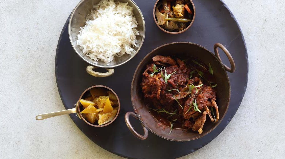 Authentic Indian Curries