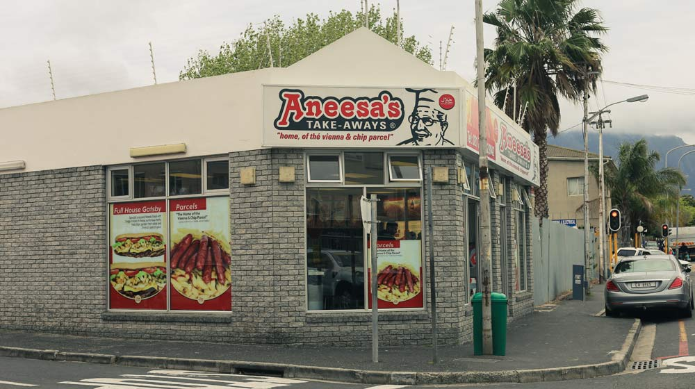 Best Gatsby in Cape Town - Aneesas