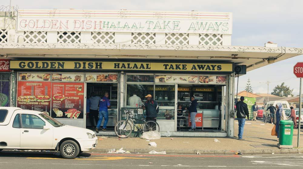 Best Gatsby in Cape Town - Golden Dish