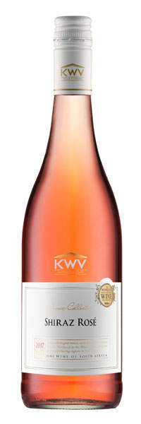 KWV Shiraz Rose