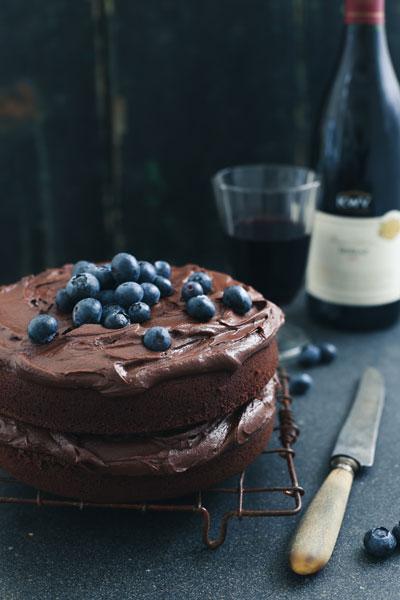 Lockdown Baking Recipes Easy chocolate cake
