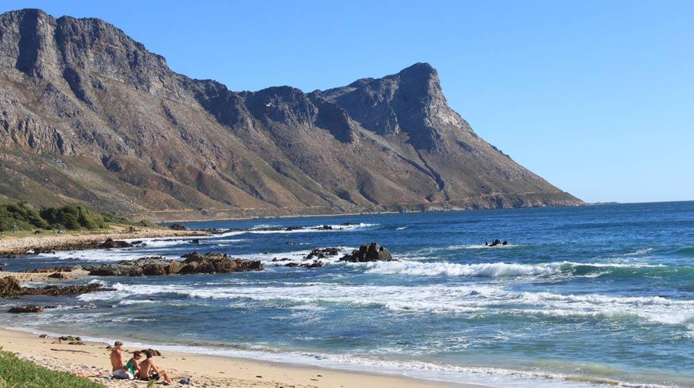 Kogel-Bay-braai spots in cape town