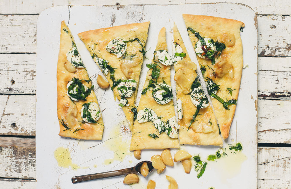 Recipes with Olive Oil - Pizza-Bread-Olive-oil