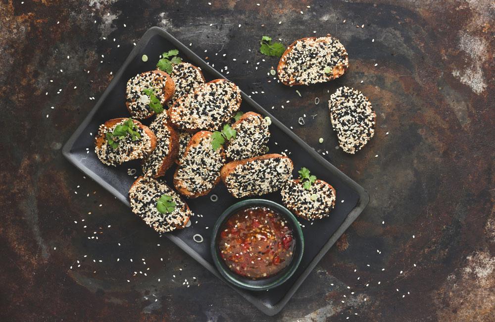 tasty Seafood-Recipes-Prawn-Toast