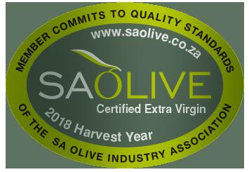 SA olive Seal 2018