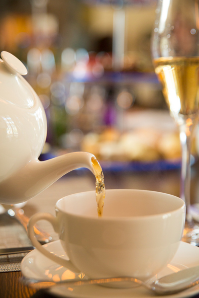 Afternoon Tea at Leeu Estates