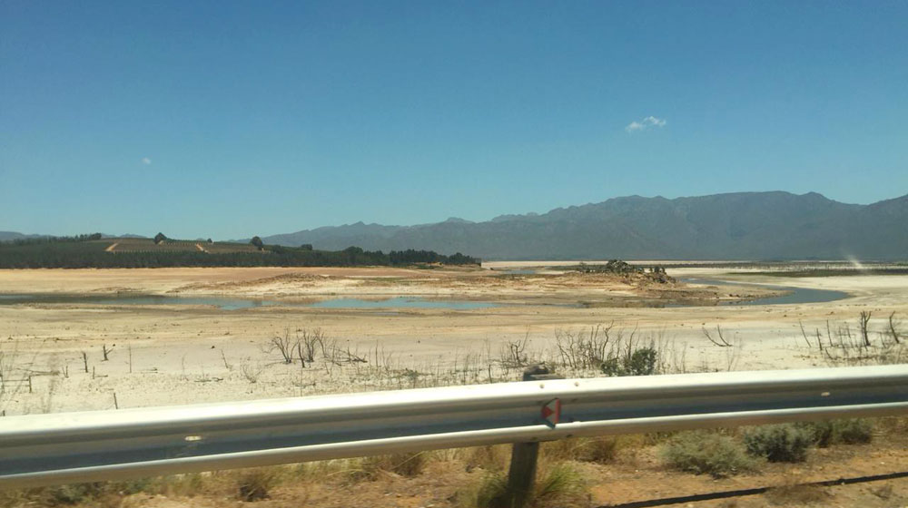 Theewaterskloof-Dam