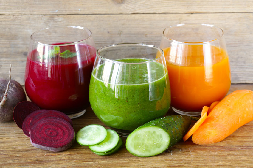 A Diy Juicing Cleanse Detox Diet How Two Foodies Fared