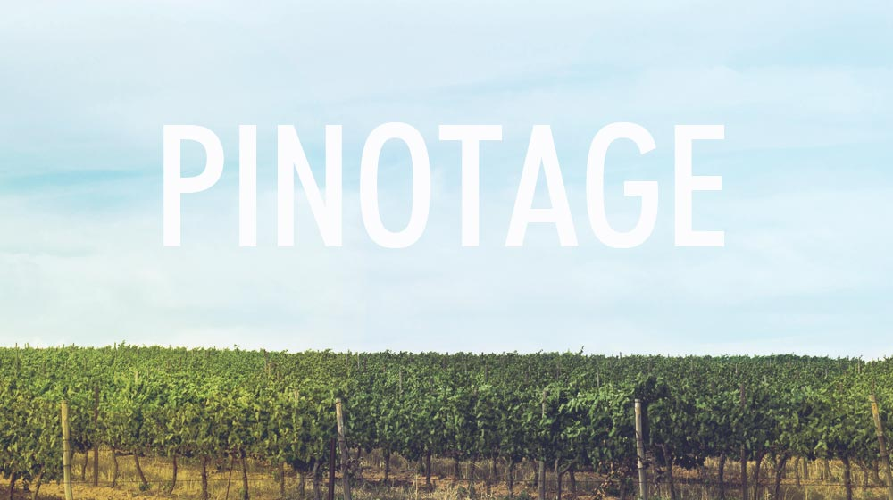 Getting to know Pinotage