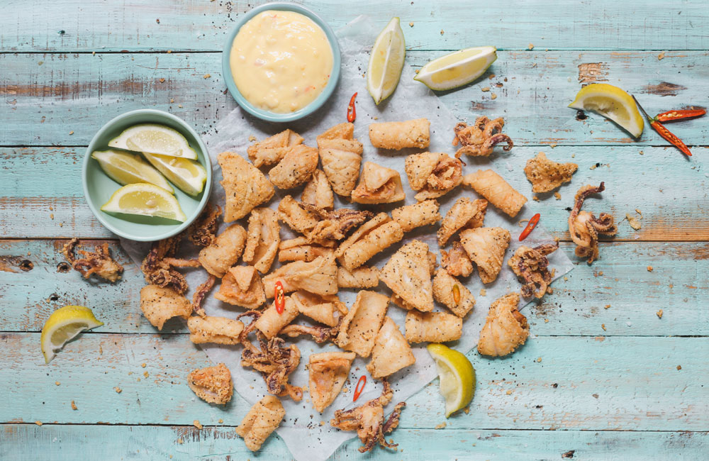 tasty seafood-recipes---salt-and-pepper-calamari