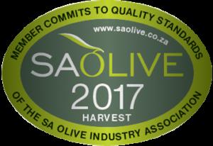 Sa Olive Seal