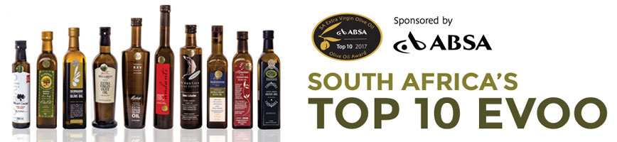 ABSA TOP 10 Olive Oils Intense Category