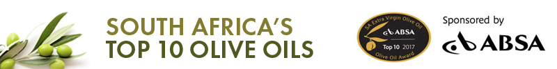 2017 ABSA Top 10 Olive Oil Awards