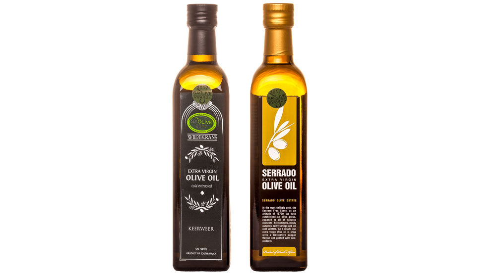 Absa Olive Oil Awards 2017 Medium Intensity Winners