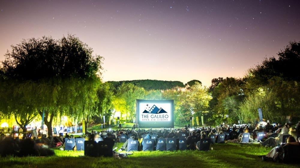 Galileo Open Air Cinema