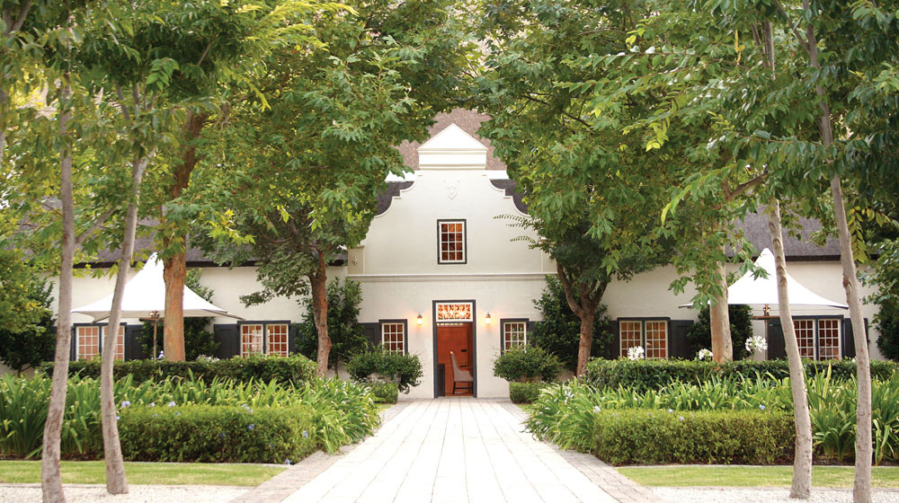 Year-End Function Venues in Cape Town Grande-Provence-Jonkershuis-