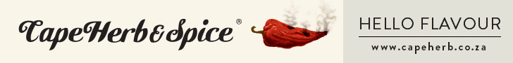 Cape Herb & Spices Banner