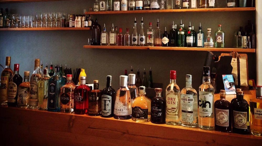 Gin bars in cape town