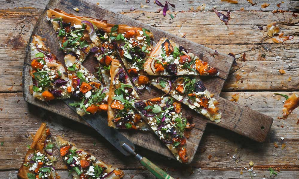 Farm To Table Cooking with Boschendal | Root Vegetable Phyllo Tart