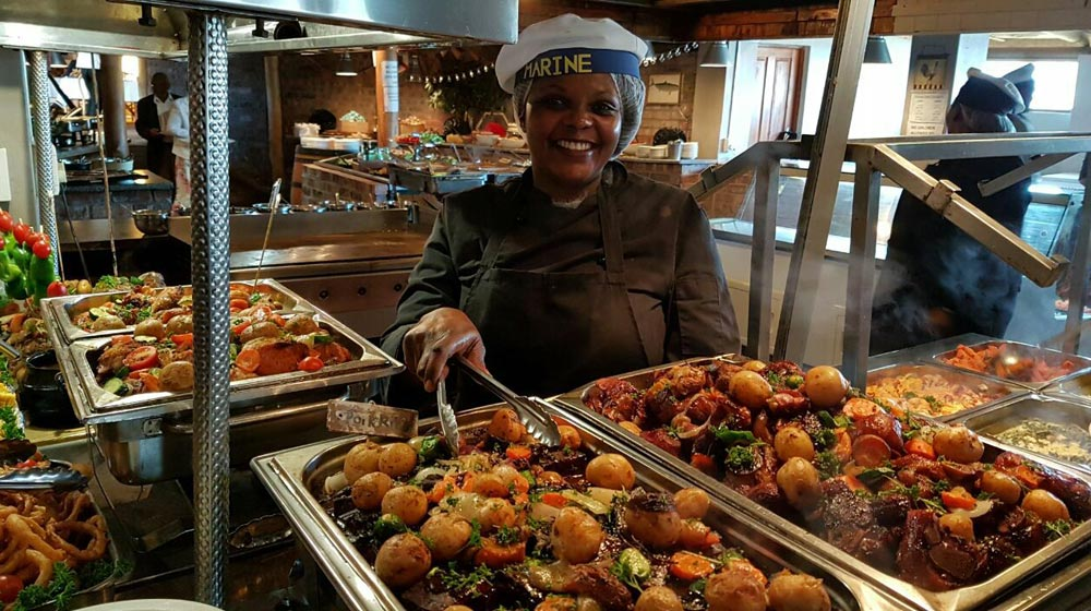 Seafood Buffet Restaurants In Cape Town