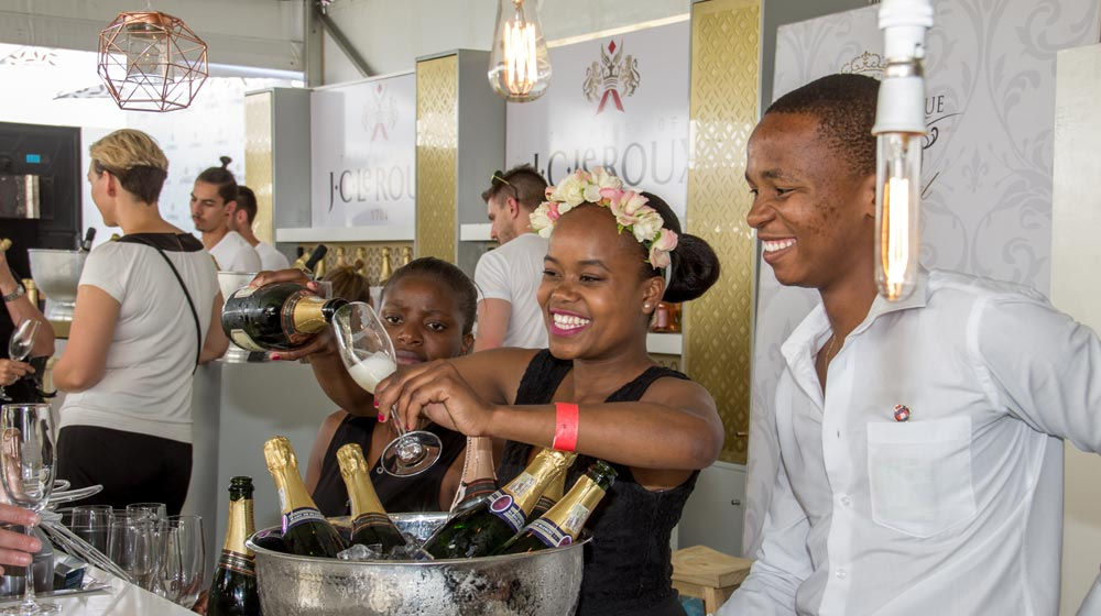 Magic of Bubbles The Méthode Cap Classique and Champagne Festival