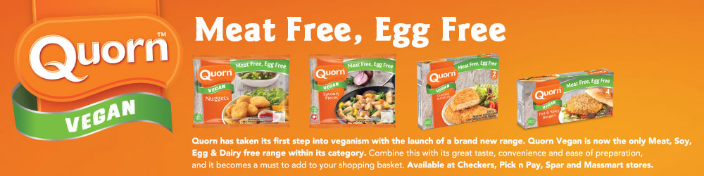 Banner Quorn Vegan Week