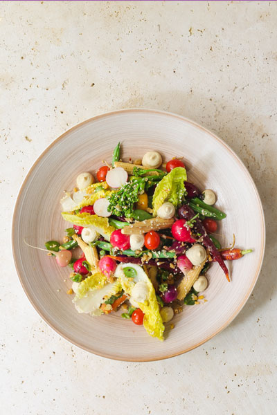 Crudité Salad
