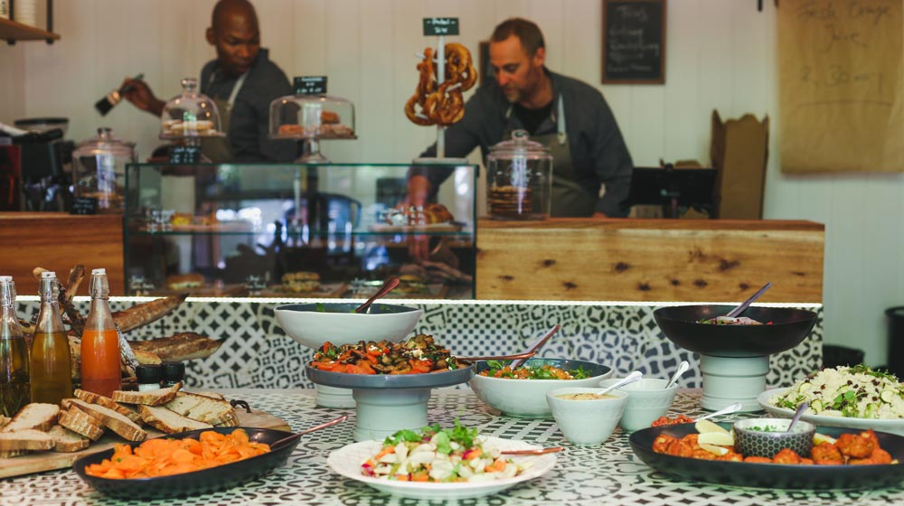 vegan restaurants in cape town