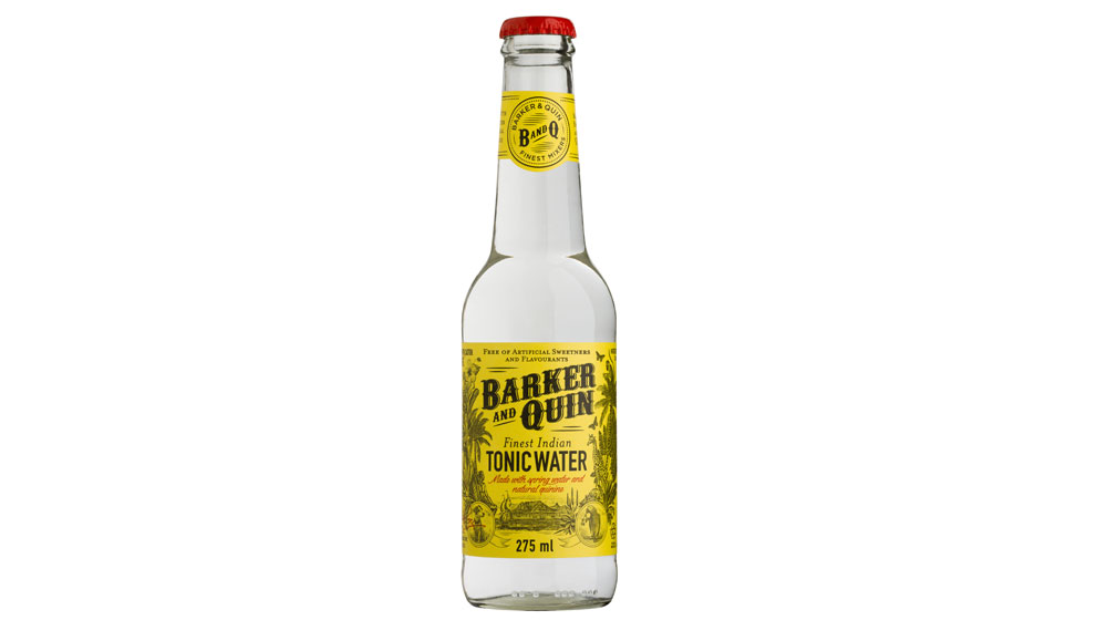 craft tonic water Barker & Quin