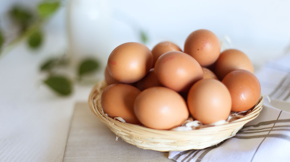 Egg and Butter Price Increase