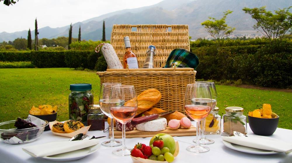 Grande-Provence-picnic-wine farm picnics