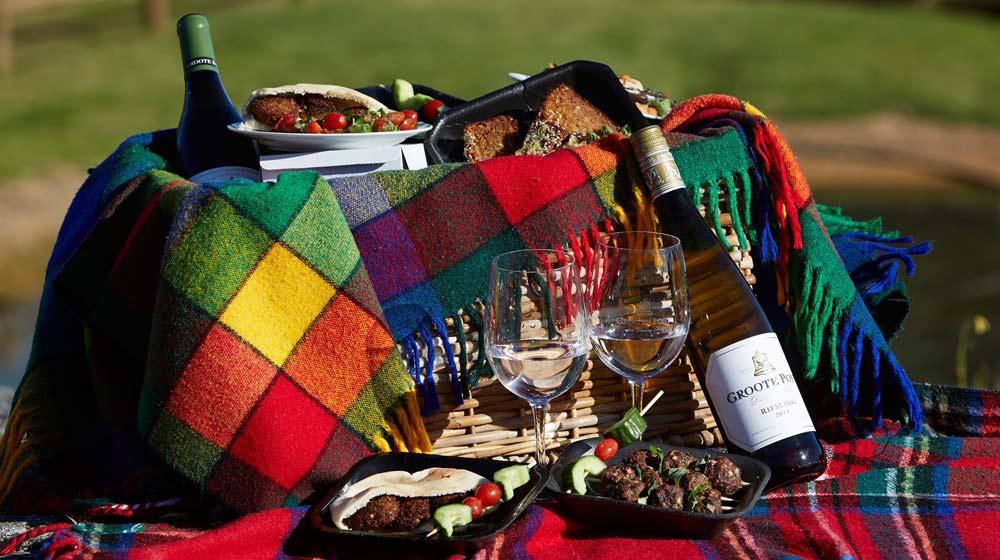 Groote-Post-wine farm picnics