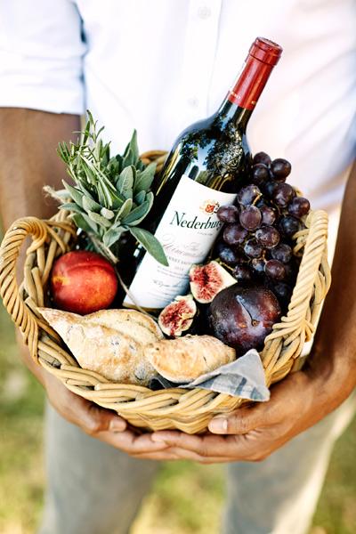 Chandré Petersen, Nederburg Assistant White Wine Maker